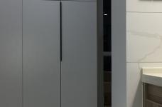 金色港湾4期魏先生家硬装和全屋定制完工图_35