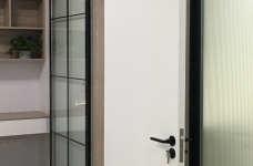 金色港湾4期魏先生家硬装和全屋定制完工图_19