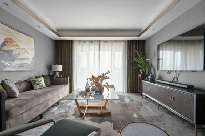 新中式雅致家装设计