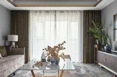 新中式雅致家装设计图_1
