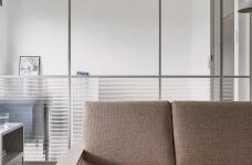 现代风格白色公寓图_5