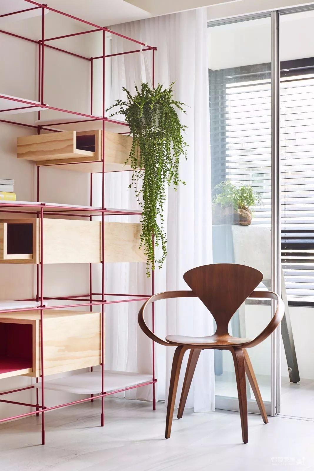 台式北欧风住宅设计图_4