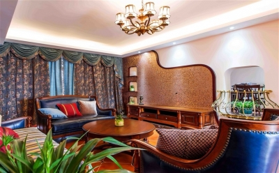 欧式风格橡木庄园设计系列——美式庄园情怀的宣泄