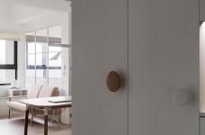 现代风格白色公寓图_3