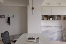 现代风格白色公寓图_1