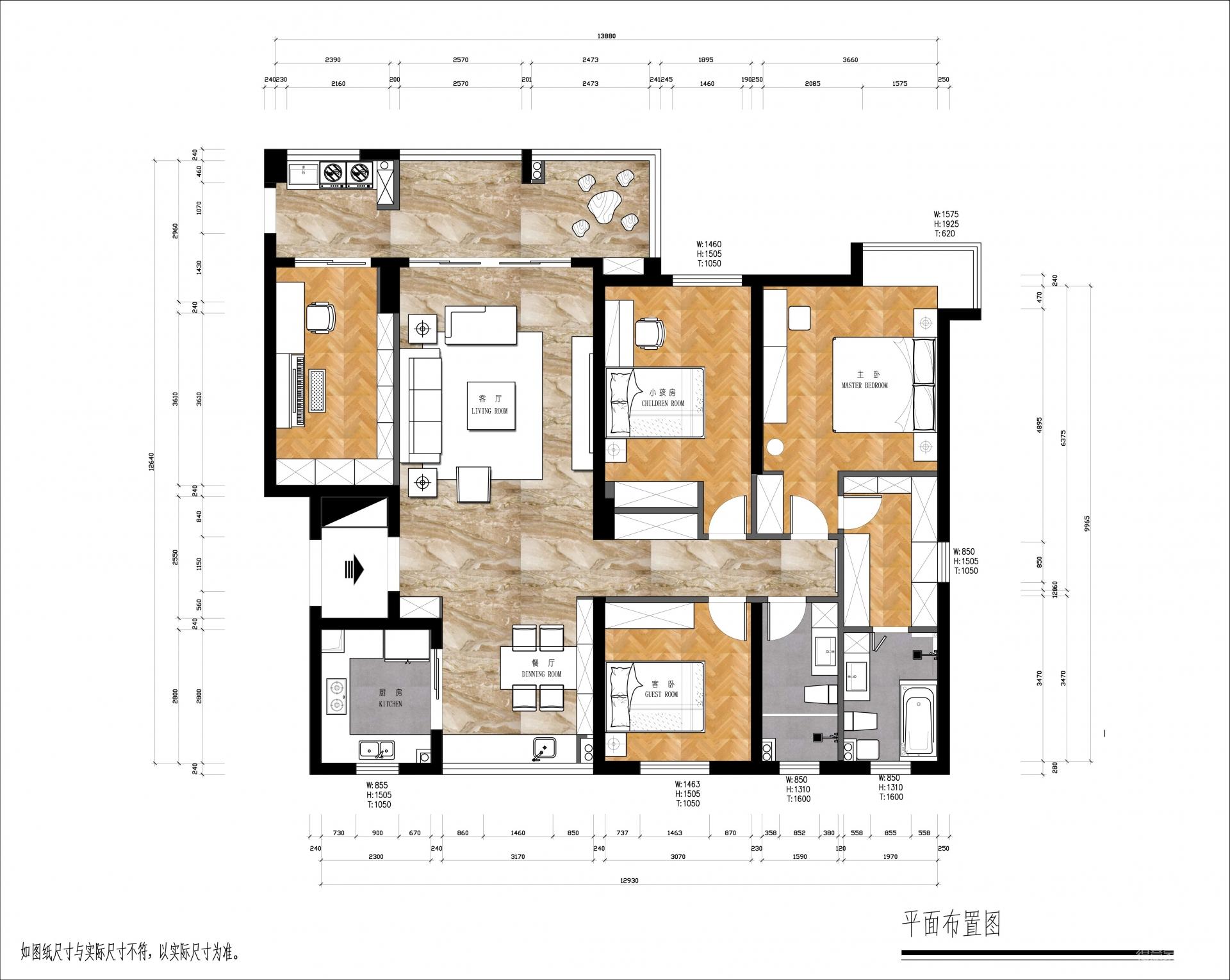 奥山世纪城经典案例图_4