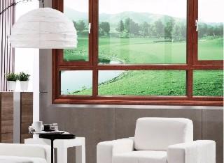 P108(平框)钛镁铝合金气密窗纱一体系列