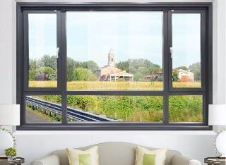 P998钛镁铝合金气密窗纱一体系列