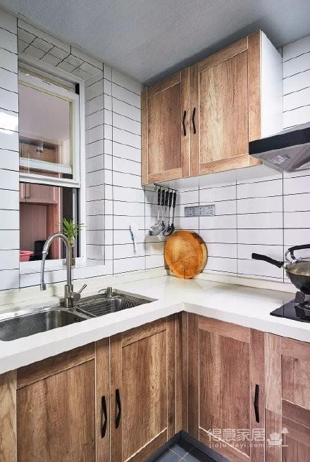 北欧风格装修案例图_6 _厨房