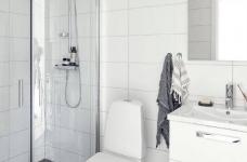 温馨公寓装修设计图_7 _卫浴间
