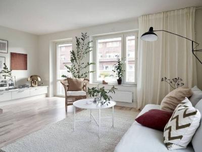 温馨公寓装修设计
