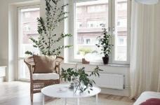温馨公寓装修设计图_1 _客厅