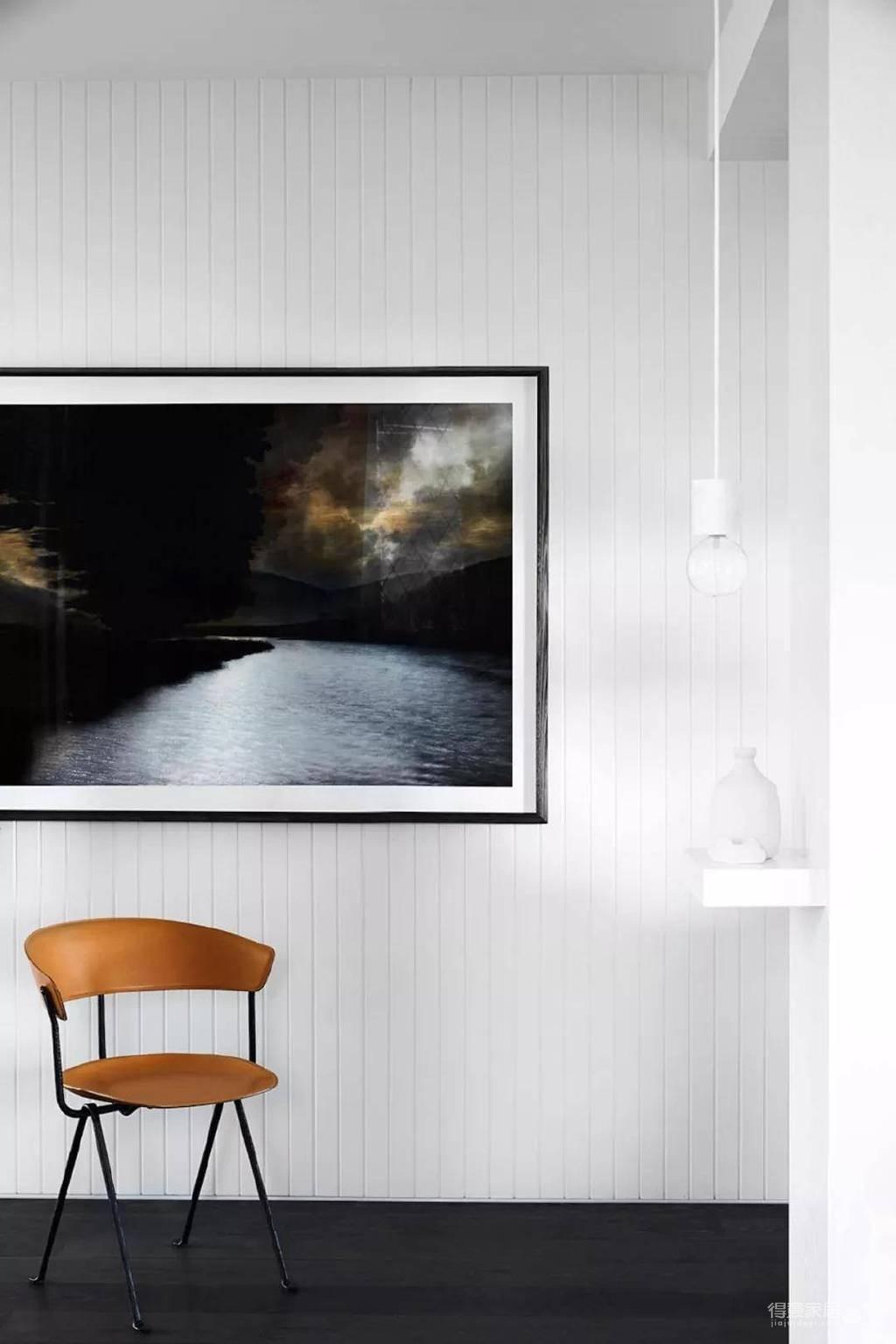 极简都市风公寓设计图_5 _卧室