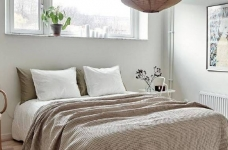 温馨公寓装修设计图_4 _卧室