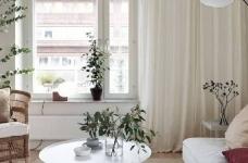 温馨公寓装修设计图_2 _客厅
