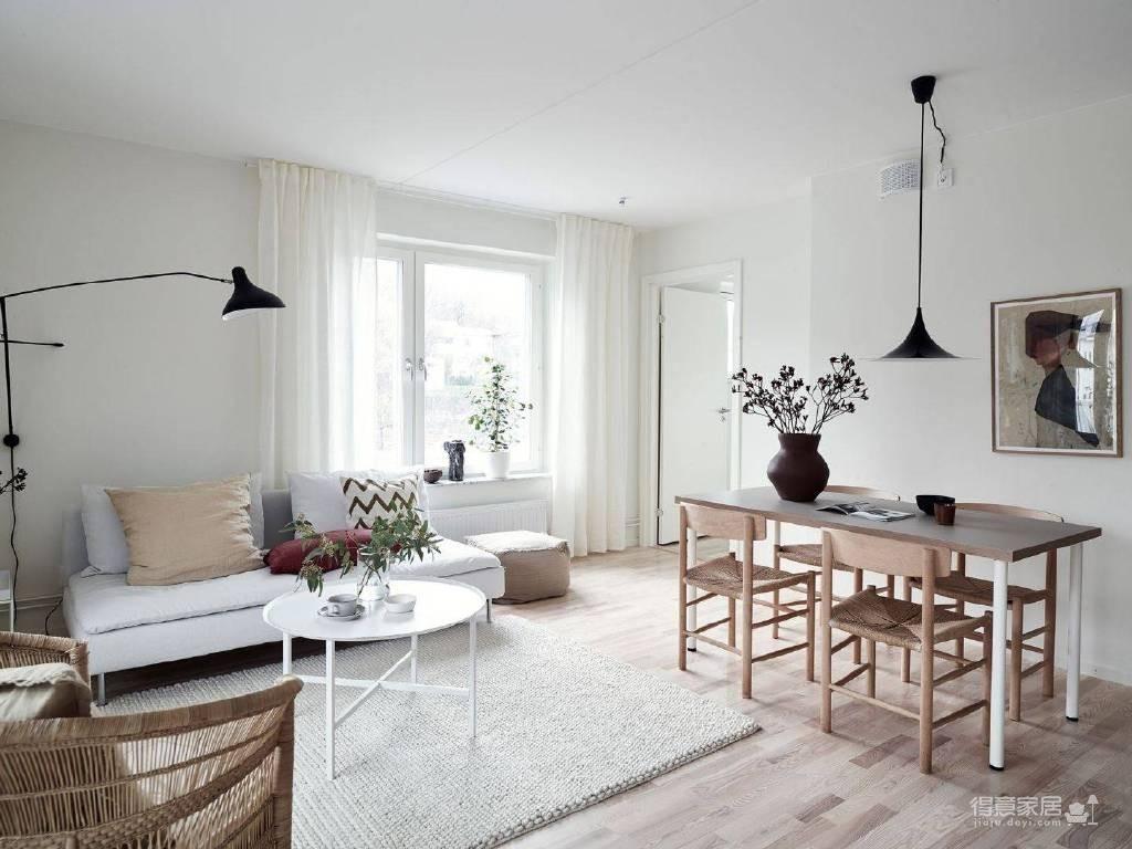 温馨公寓装修设计图_6 _餐厅2