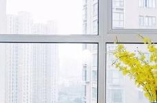 101㎡简约现代三居室图_8 _阳台