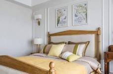 金岛三居室美式风格图_5