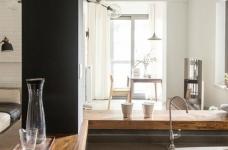 恬静田园风 | 侘寂之美的人文自然风格公寓图_5 _厨房