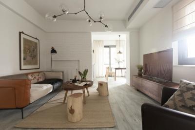 恬静田园风 | 侘寂之美的人文自然风格公寓
