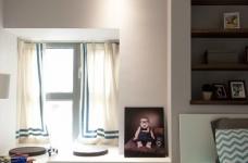 恬静田园风 | 侘寂之美的人文自然风格公寓图_8 _儿童房