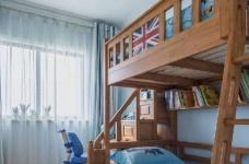 金岛三居室美式风格图_9