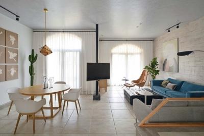 实用北欧大户型设计,让空间归于自然简朴