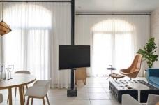 实用北欧大户型设计,让空间归于自然简朴图_1 _阳台