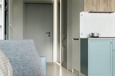 50平活力现代小公寓。图_8