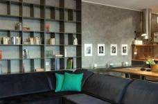 东南亚风格三居室家居设计图赏图_2 _客厅