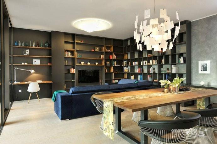 东南亚风格三居室家居设计图赏图_5 _客厅