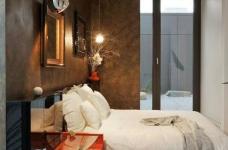 东南亚风格三居室家居设计图赏图_6 _卧室