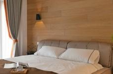 实用北欧大户型设计,让空间归于自然简朴图_5 _卧室