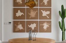实用北欧大户型设计,让空间归于自然简朴图_6 _餐厅