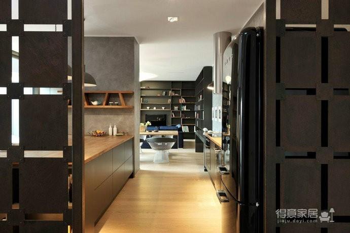 东南亚风格三居室家居设计图赏图_3 _玄关