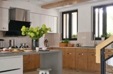 实用北欧大户型设计,让空间归于自然简朴图_8 _厨房