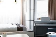 50平活力现代小公寓。图_5