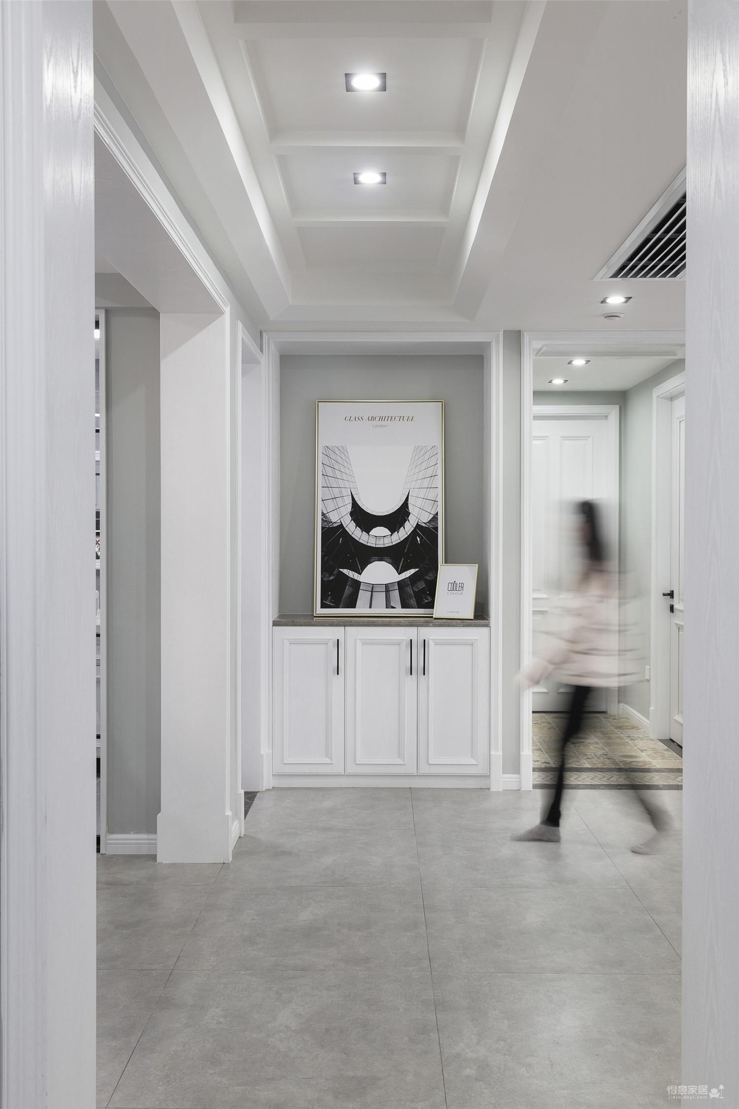 三居室美式风格.图_3
