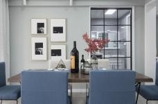三居室美式风格.图_12