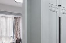 三居室美式风格.图_10