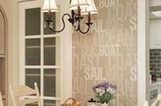 浪漫的地中海风格三居室,一家三口其乐融融图_7