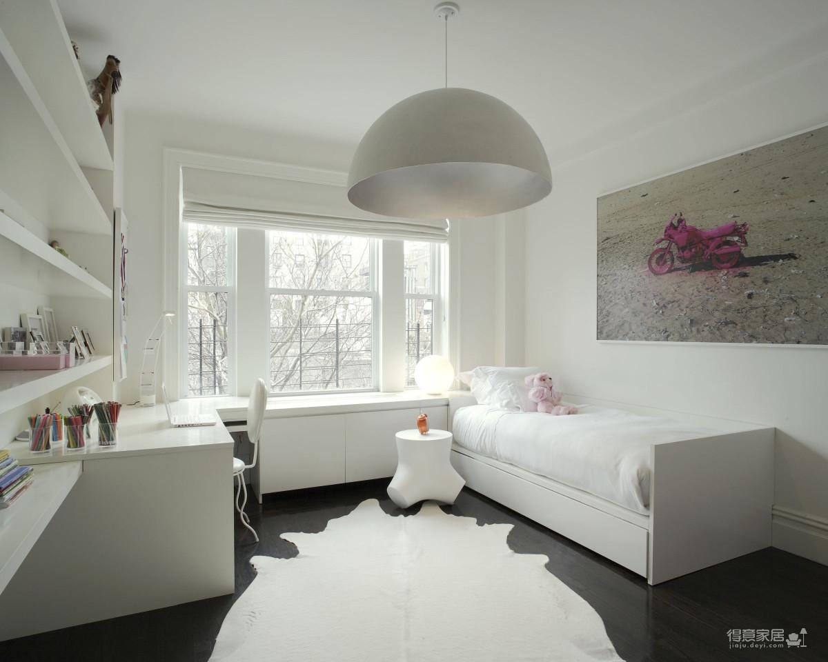 三室一厅极简风格