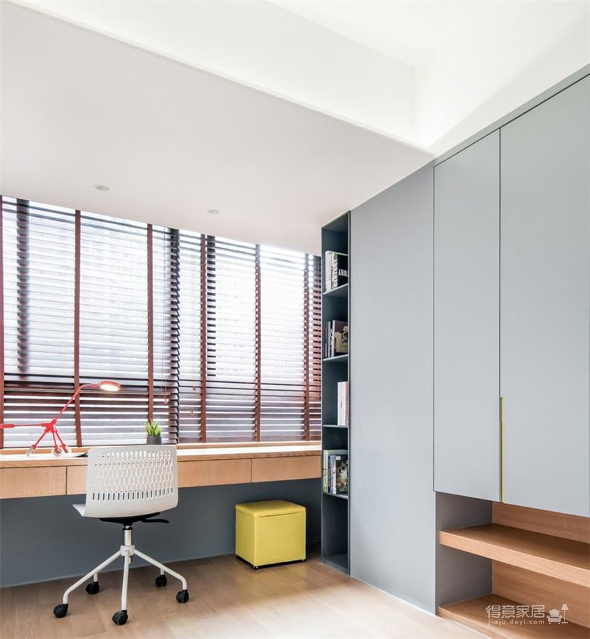 165平简约风三室两厅,体验高级灰的品质图_8