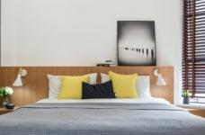 165平简约风三室两厅,体验高级灰的品质图_5