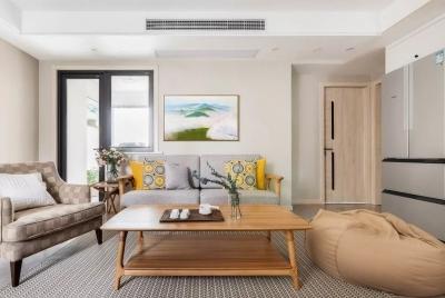 小户型改造4居室案例鉴赏