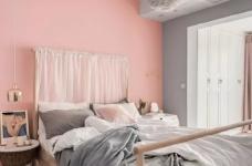 90平方米北欧风格案例图_3 _卧室