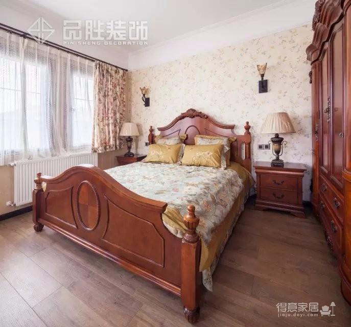 碧桂园别墅大气奢华美式风格