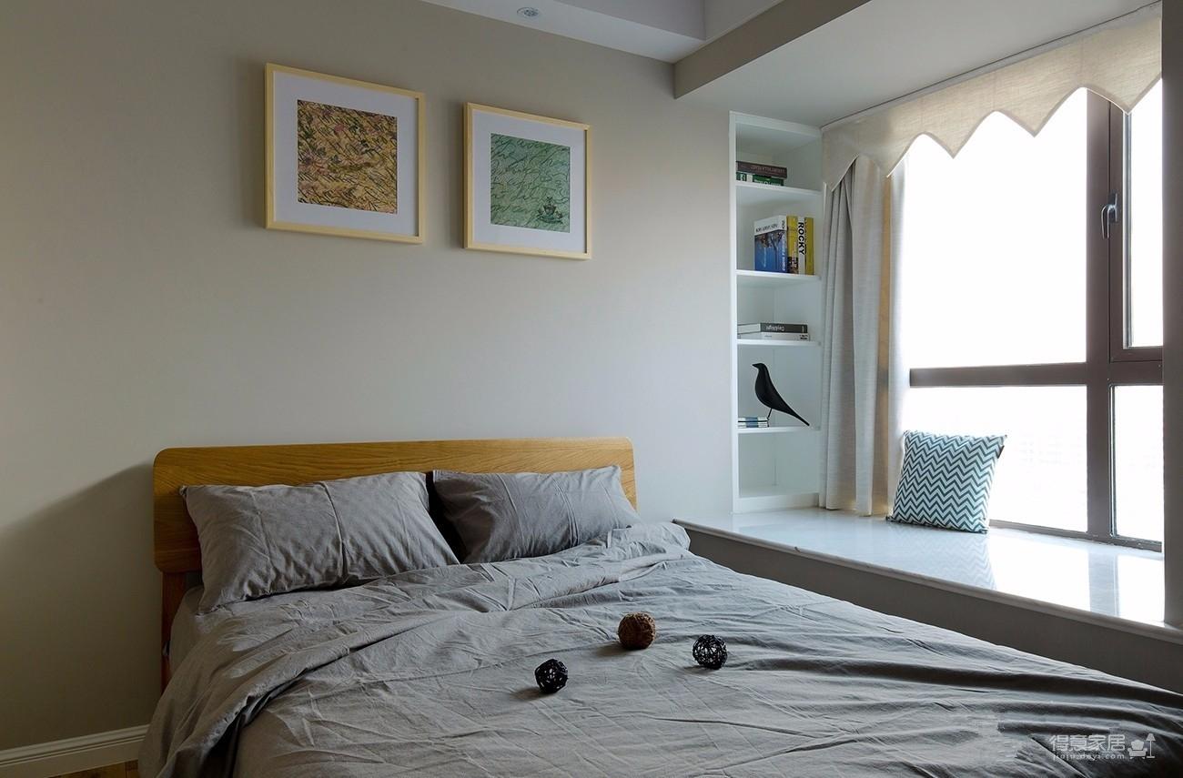 小清新实用型三室一厅精选案例