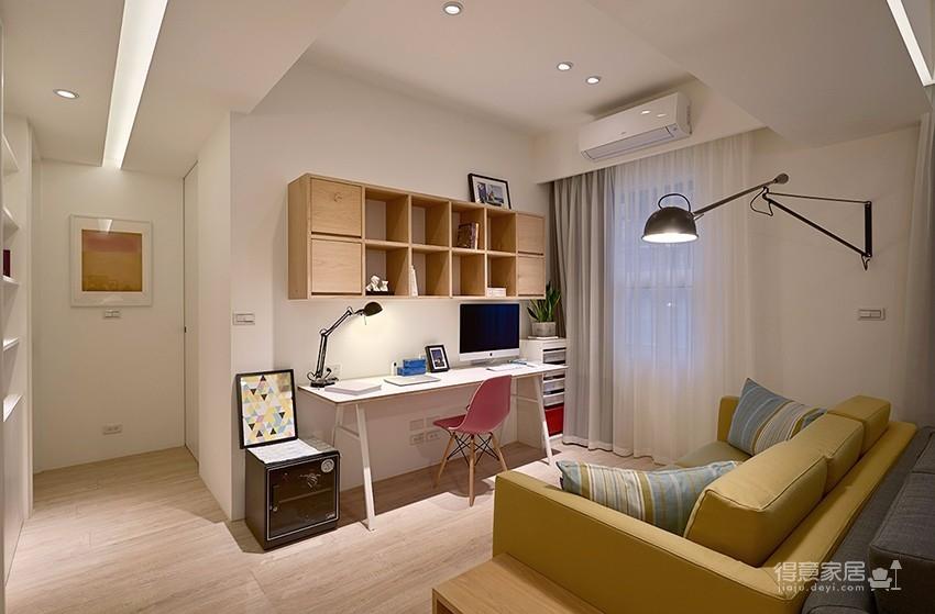 三居室的韩式风美美哒