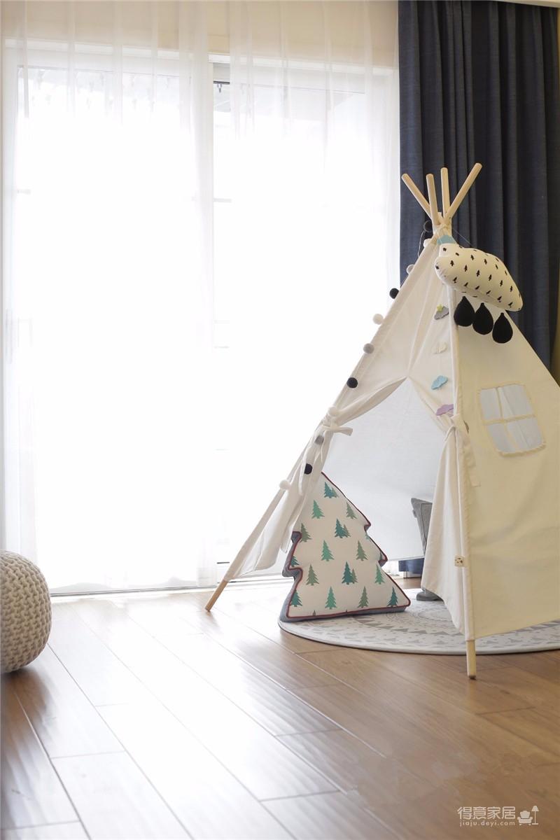 三室一厅露营帐篷房